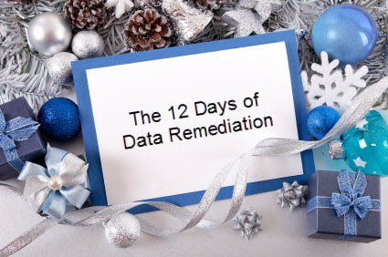 The 12 Days of Remediation, A Holiday Classic