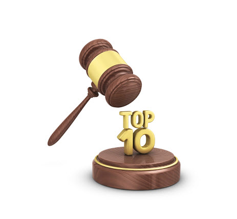 Top 10 E-Discovery Cases and Trends of 2011