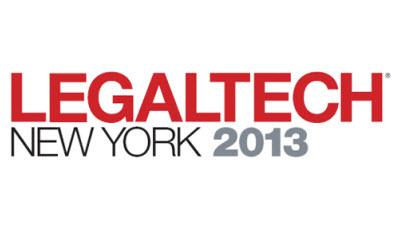 LegalTech 2013 ESIBytes Podcast