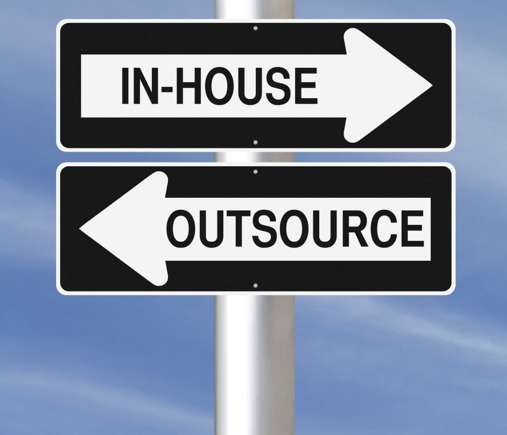 eDiscovery Outsource In-House